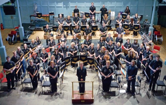 201003 ECB and JG Primary - Edinburgh Concert Band