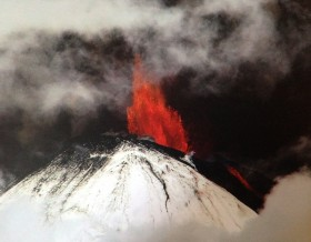 Gordon Hunter volcano 1