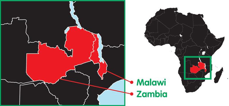 Malawi & Zambia