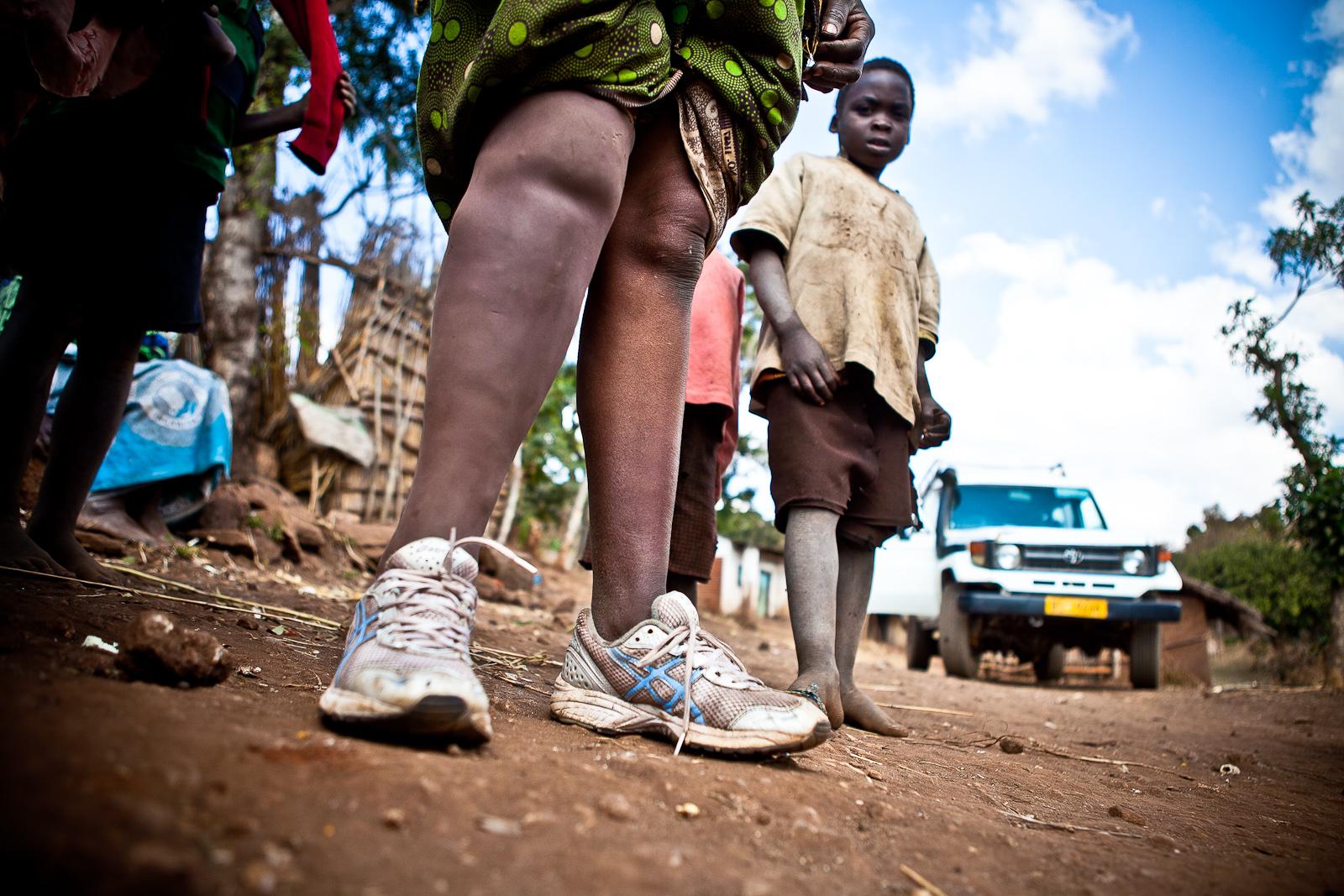 Outreach In Malawi