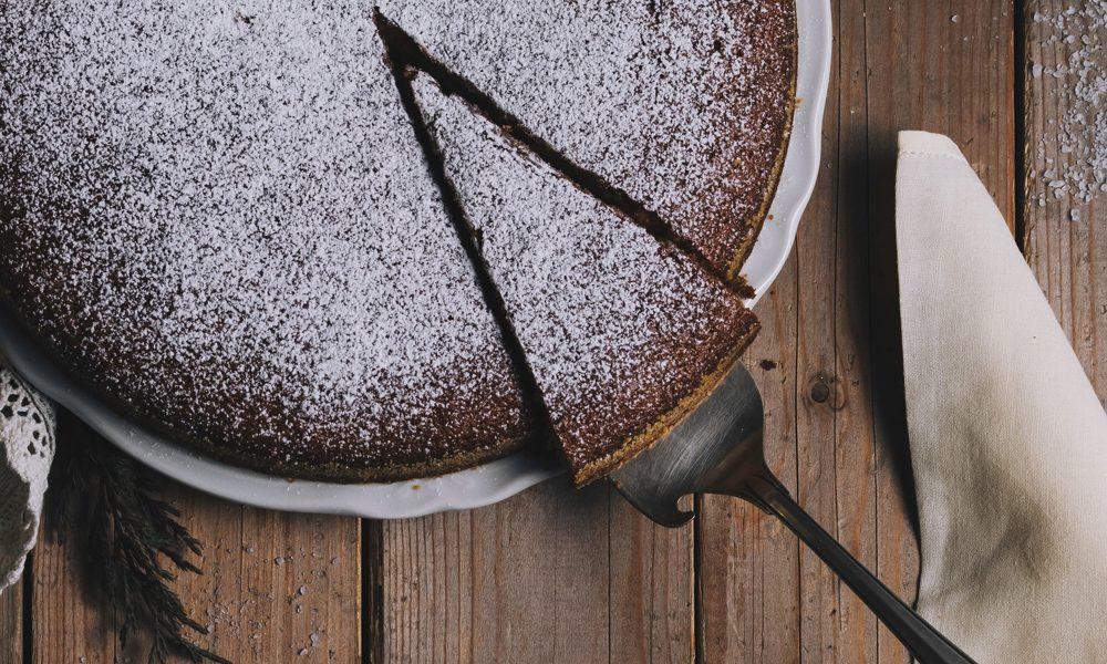 Fabulously Rich Chocolate Torte