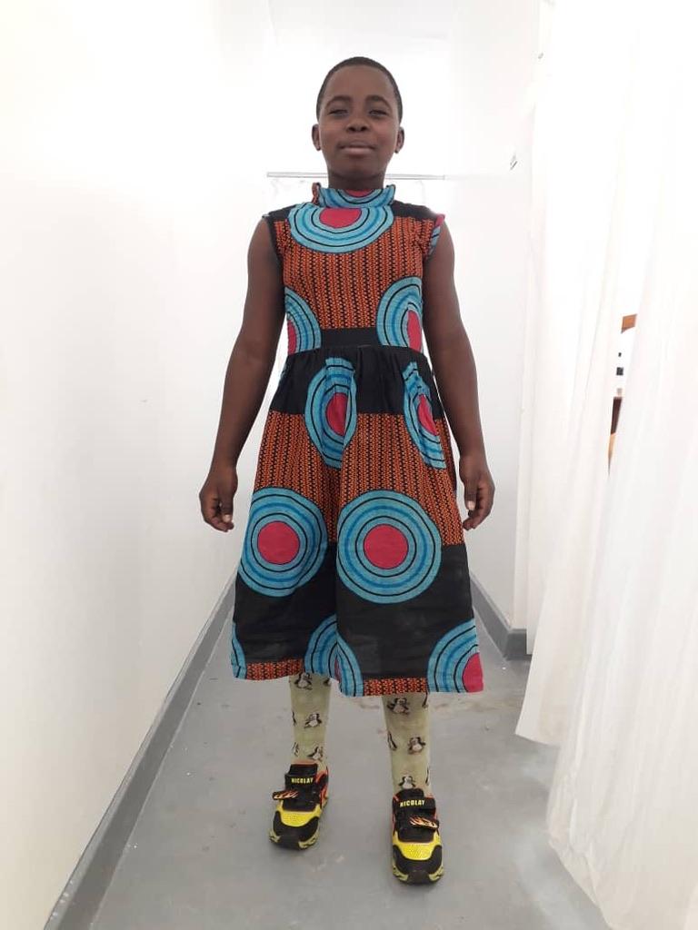 Chisomo Tchayachaya Standing