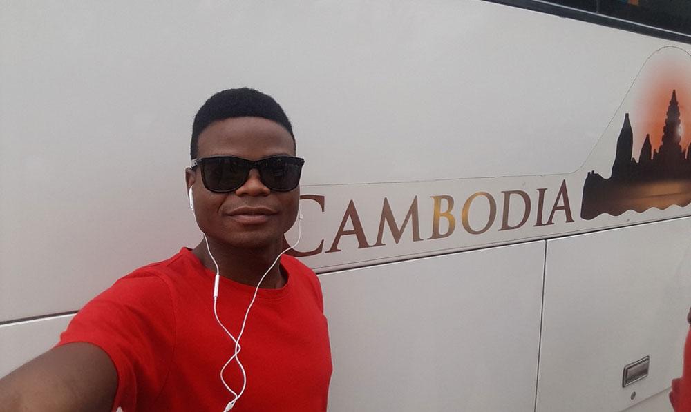 Samuel Mkomera