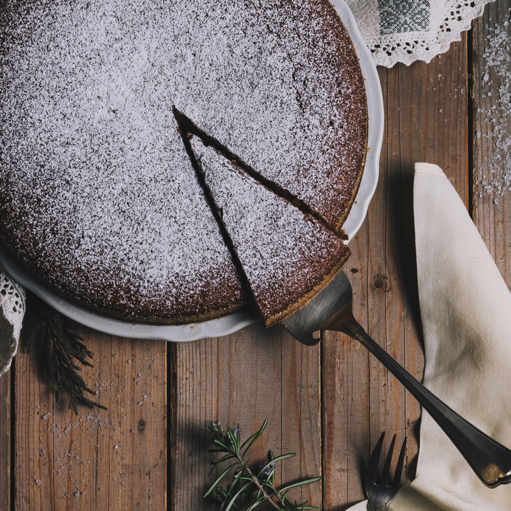 Fabulously Rich Chocolate Torte