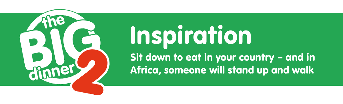 The BIG Dinner Inspiration