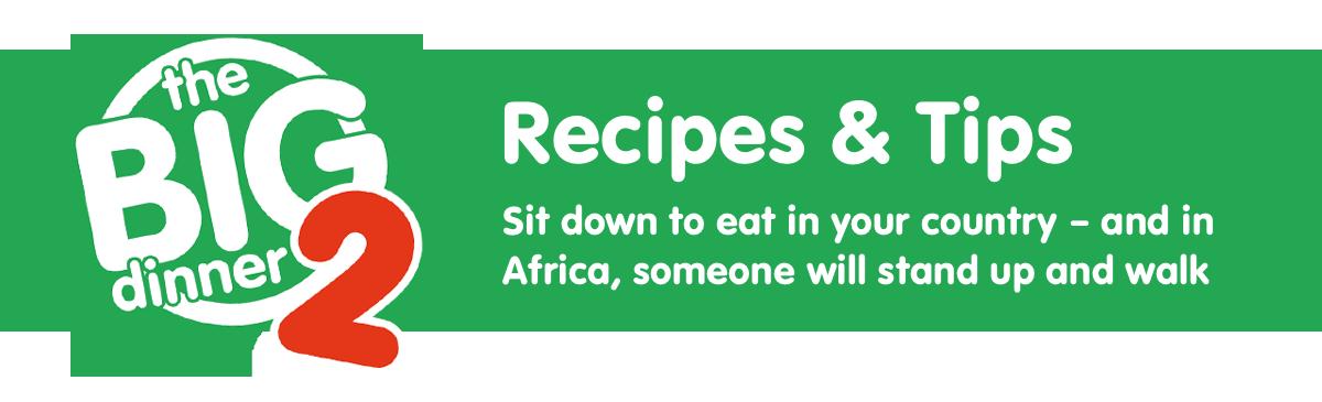 Recipes & Tips